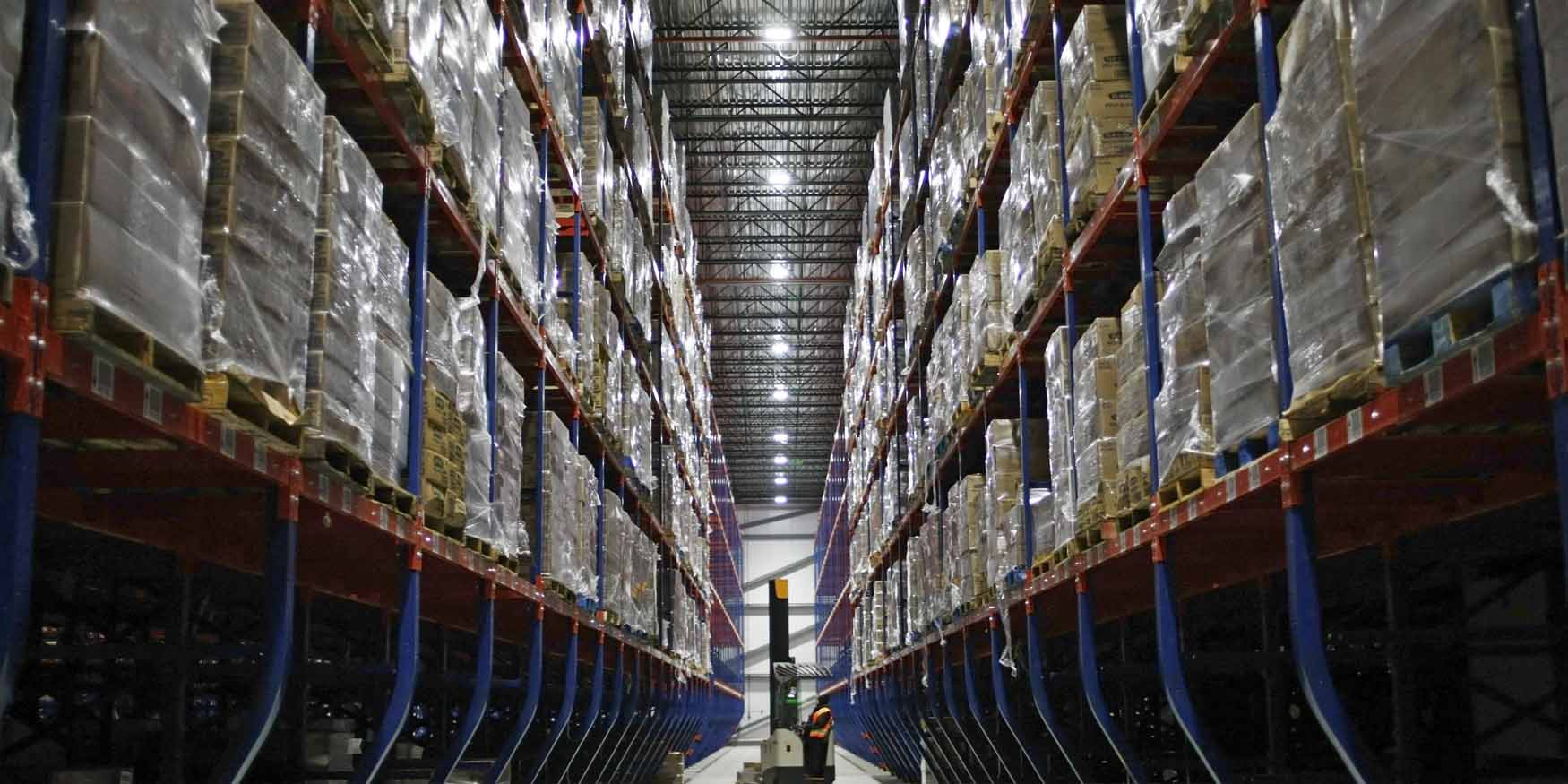 Cold Storage Pallet Racking & Cold Storage Pallet Racking Systems | Elite Storage Solutions